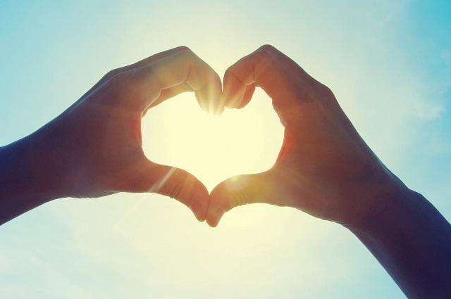 Ware liefde binnen handbereik