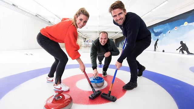 Kom kijken bij De Curling Quiz