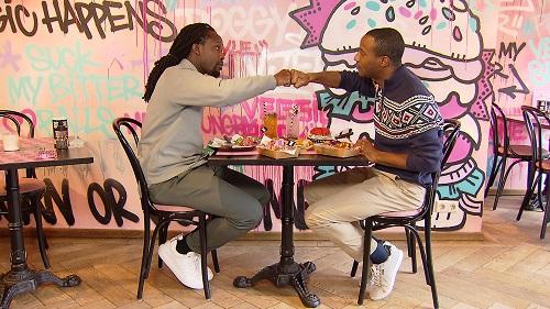 Unieke onverwachte duo's in Hip Hop Stars
