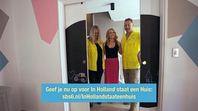 GEZOCHT: Buren, beste vrienden of familieleden voor 'In Holland staat een huis'
