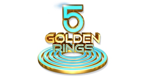 Nieuw seizoen 5 Golden Rings