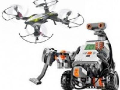 Industrie 4.0 mit LEGO-Roboter