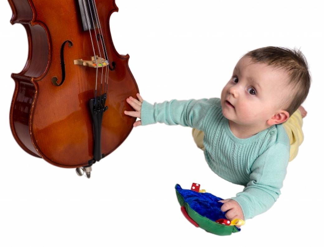 Theaterweekend | Babyconcert (0-1,5 jaar) | kleine zaal